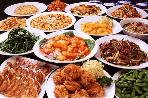 高級中華料理屋で・・・ -高級中華料理屋でだされ …
